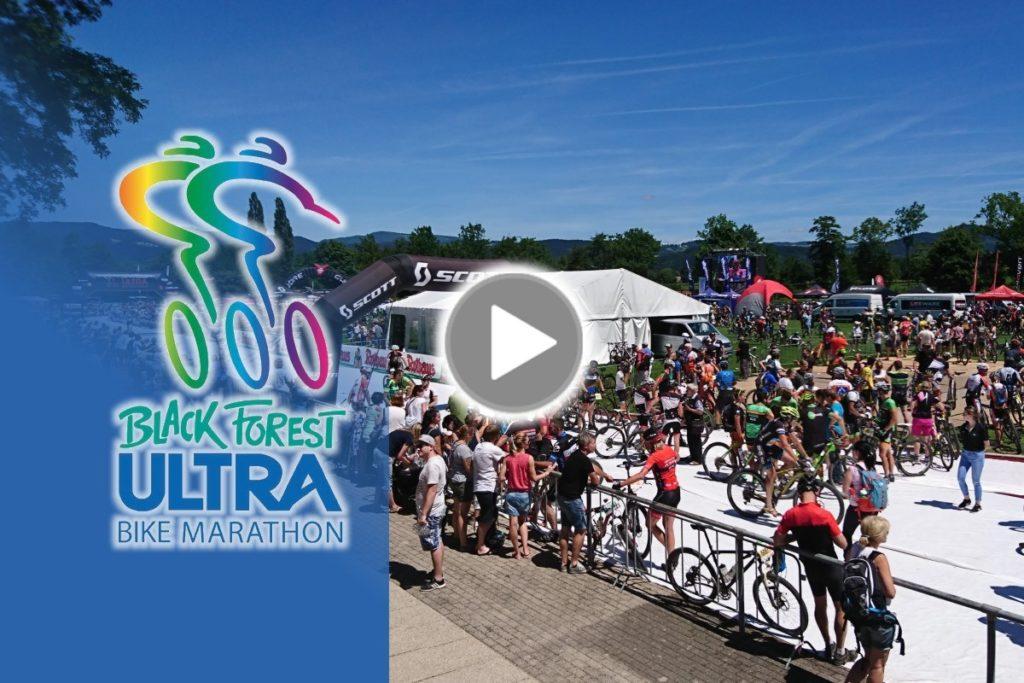 Ü-Wagen: Black Forest Ultra-Bike