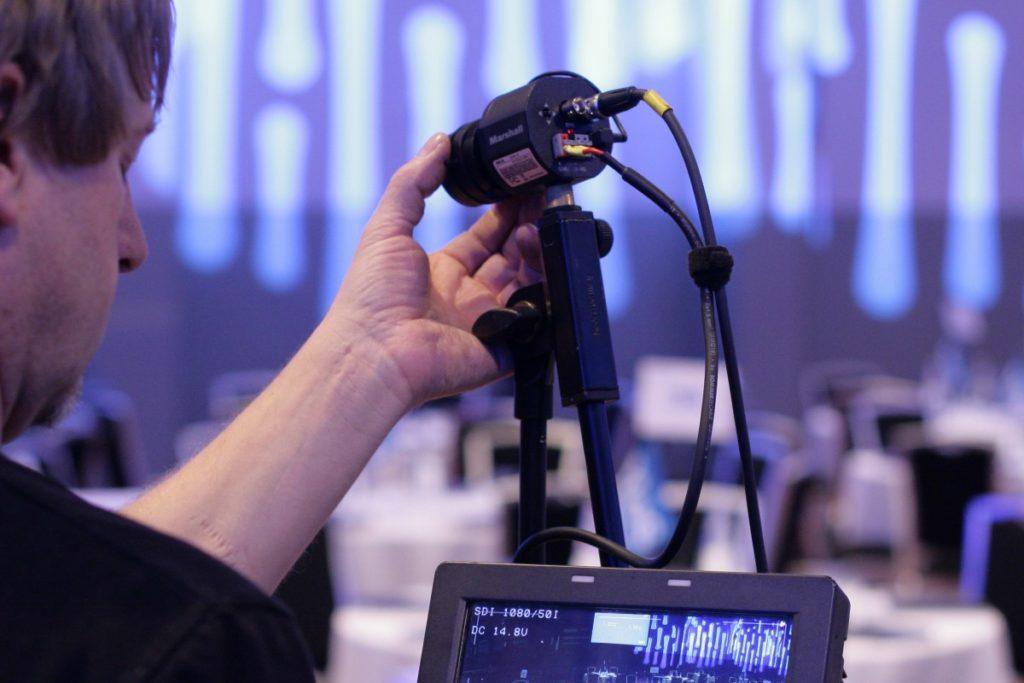 Kameratechnik - Projekte: Chipkamera