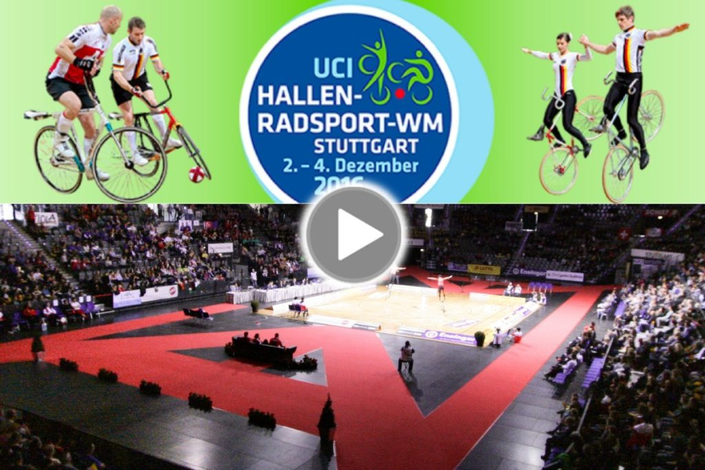 Projekte: Hallenrad - Indoor Cycling