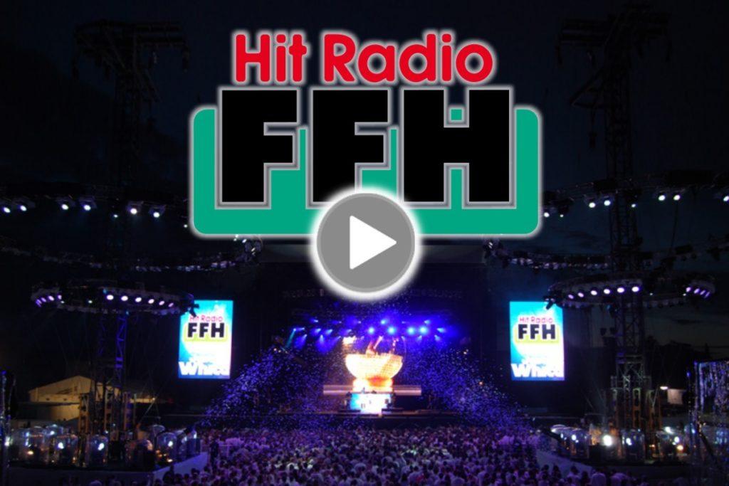 Mobilregie & Liveübertragung: Hitradio FFH - Just White
