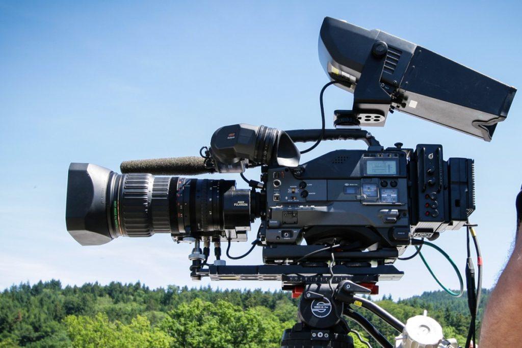 Kameratechnik - Projekte: Teleoptik, Sportveranstaltungen u. Events