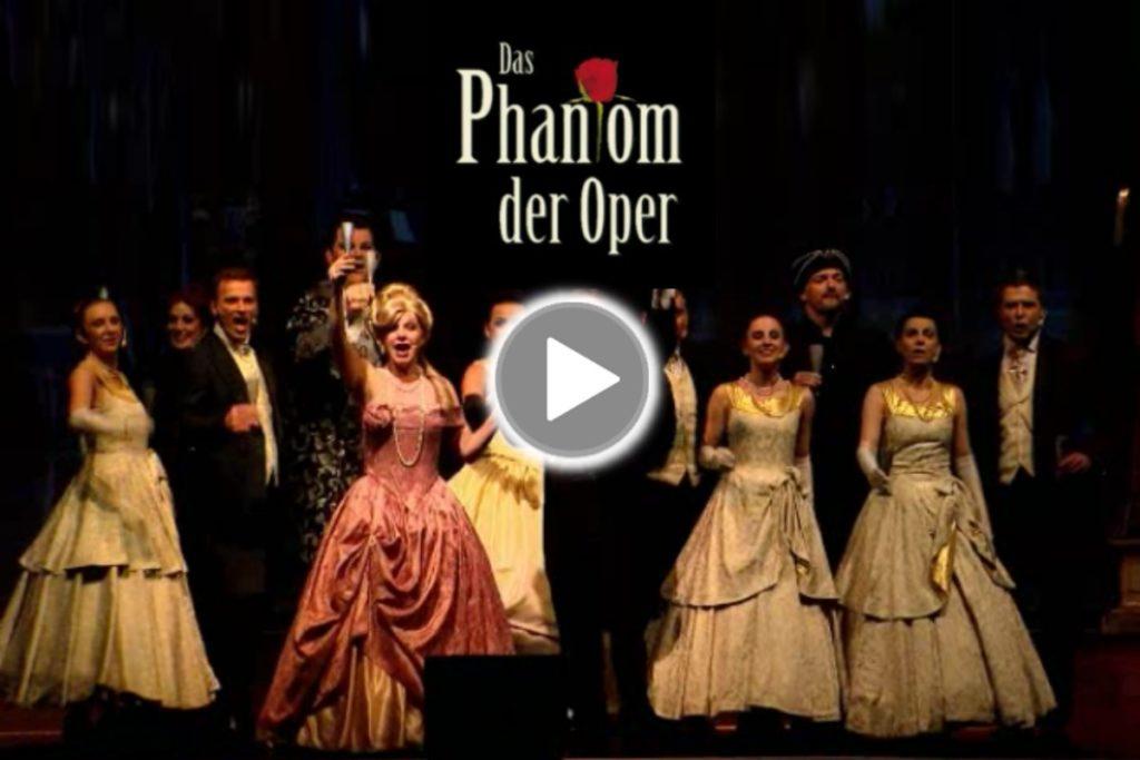 Mobilregie & Liveübertragung: Phantom der Oper