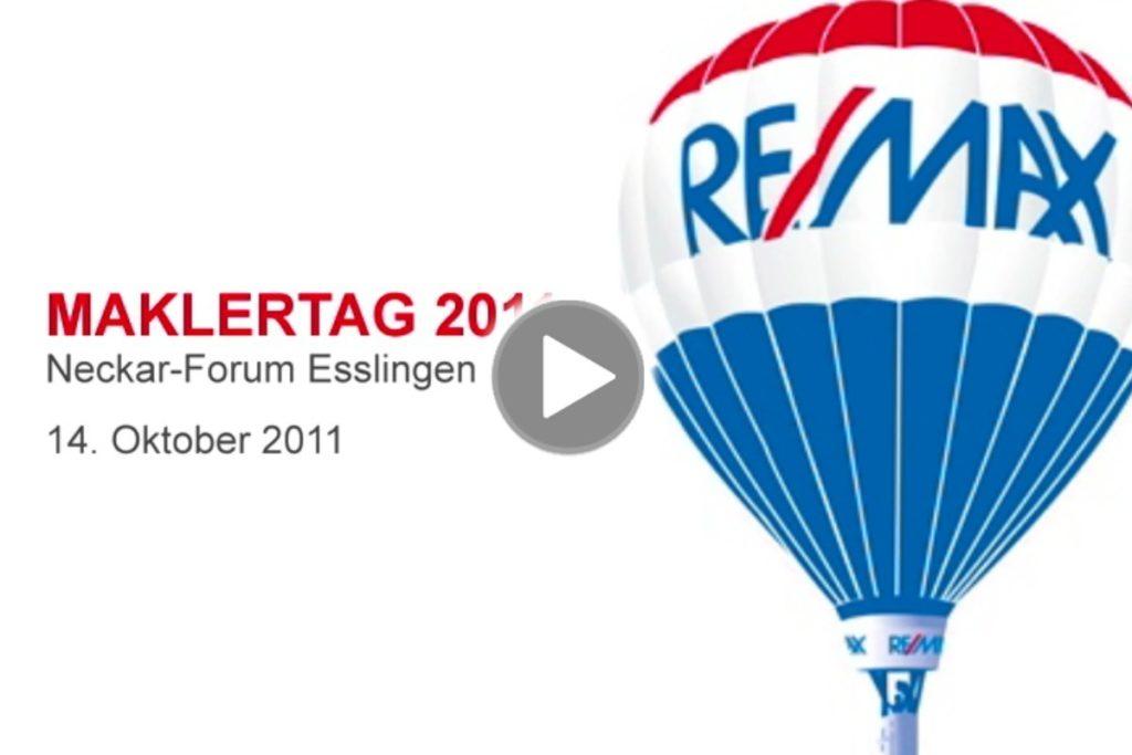 Projekte: Remax Maklertag