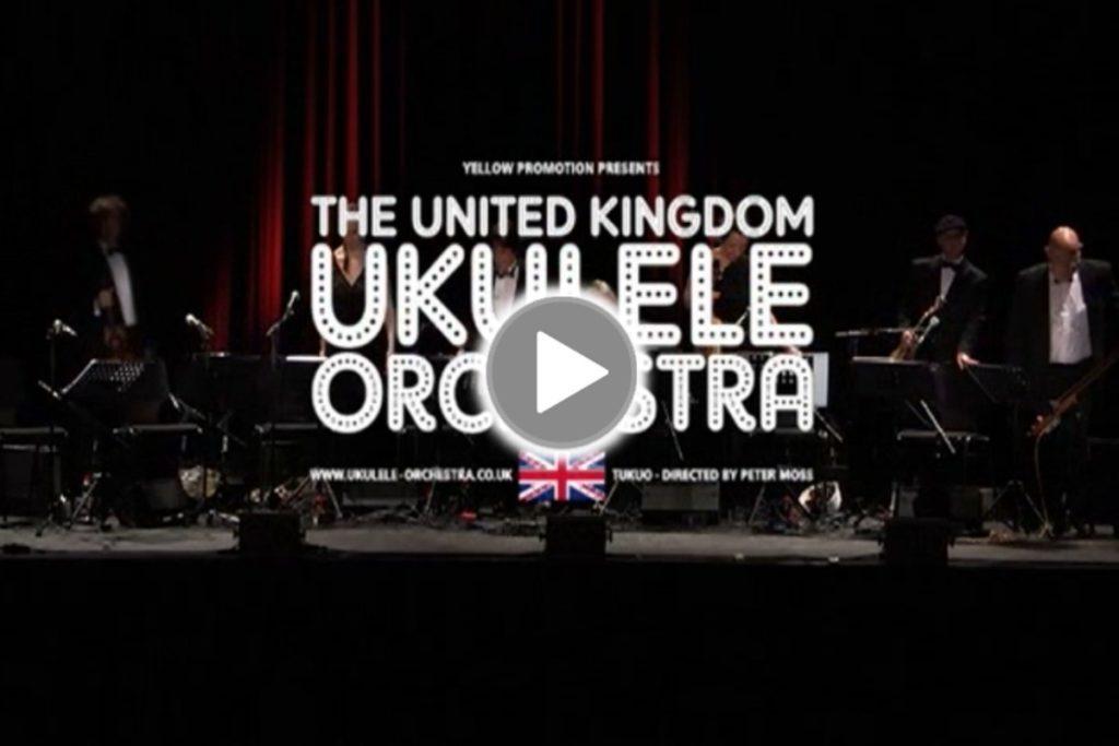 Ü-Wagen: Ukulele Orchestra