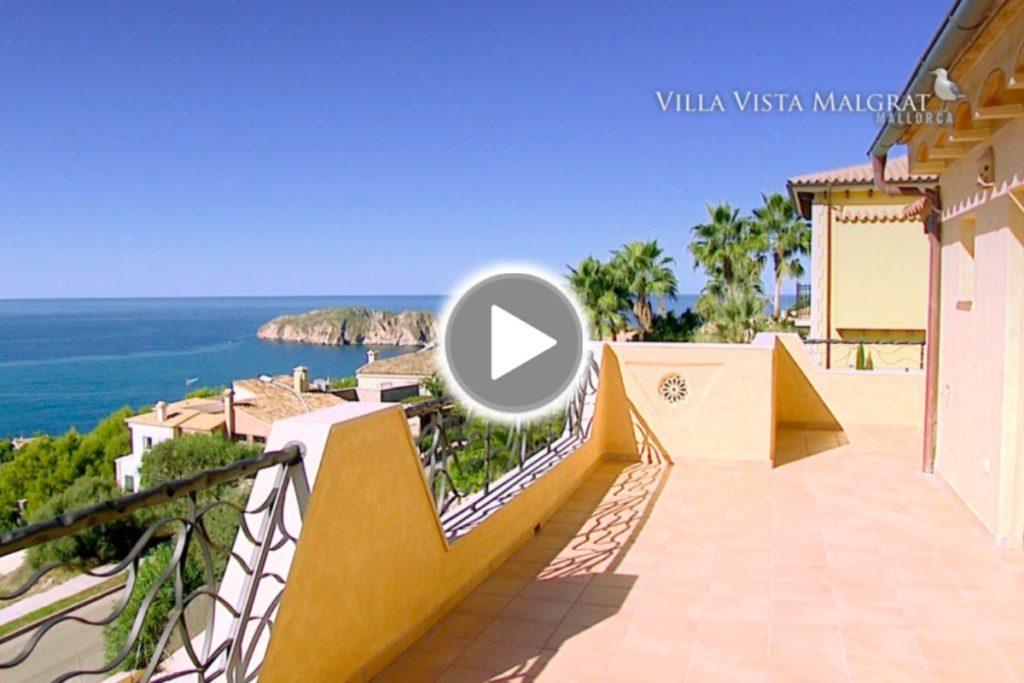 Industrie- und Businessfilm: Villa Vista Malgrat
