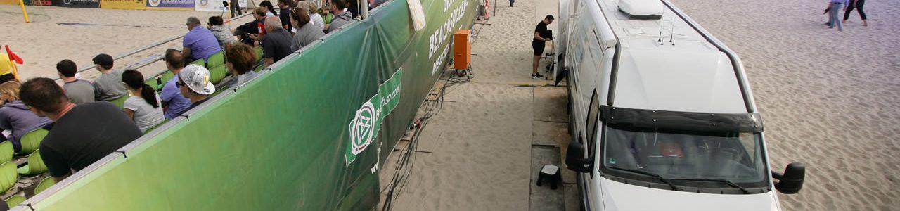 Liveübertragung DFB Meisterschaft Beachsoccer